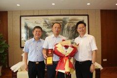 公司总经理王英明喜获建国七十周年纪念章